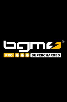 BGM PRO Supercharged
