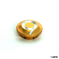 101 Factory CNC Wheel Dop Gold