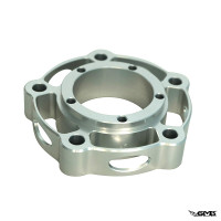 101 Factory Front Rim Spacer 19mm Color Silver