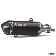Akrapovic Slip On Exhaust Vespa GTS 125/150 I.E SU...