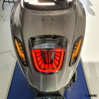 A-Plus Stoplamp for Vespa Sprint, Primavera Not In...