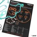 BGM Engine Gasket Set for Vespa Sprint