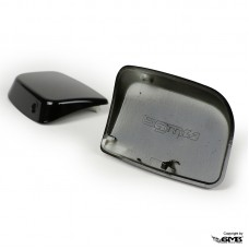 BGM Mirror Cover Vespa GTS Black Gloss