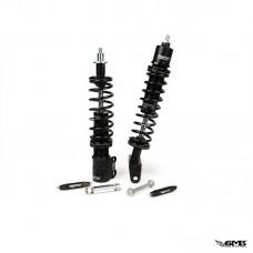 BGM Suspension Set Vespa PX (non subtank) black