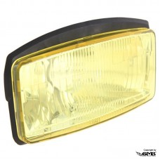 Bosatta Headlamp Vespa Excel Yellow