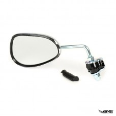 BUMM Mirror clip on universal right hand side Chro...