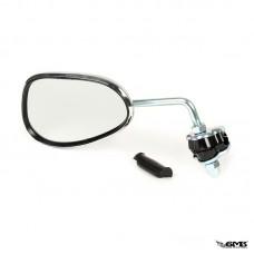 BUMM Mirror clip on universal right hand side Chro...