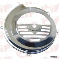 CIF Fan Cover Chromed Iron for Vespa 50 - 90 - 125...