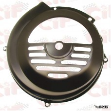 CIF Fan Cover Black Iron for Vespa 50 - 90 - 125 P...