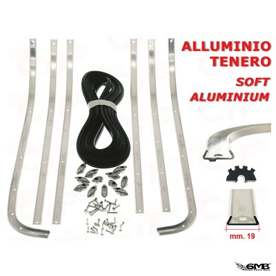 CIF Floor rail kit Vespa GL 150 VLA (Made In Italy)