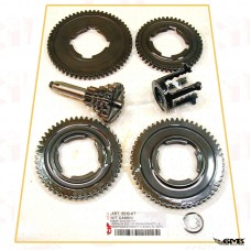 CIF Gear 4 speed set Vespa PTS