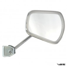Cuppini Clamp On Mirror Right/Left Trapezoidal