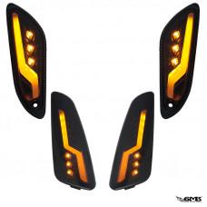 DMP Indicator Set EVO-1 for Vespa Sprint/Primavera...