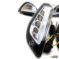 HD Corse Indicator V 2.0 Vespa LX & S Clear