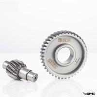 HD Corse Final Gear Drive Vespa 125/150 3V 15.41
