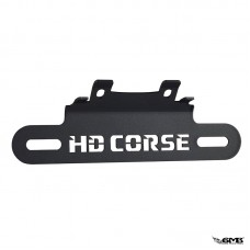 HD Corse License Bracket for Vespa Sprint iGet Bla...