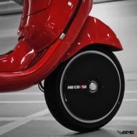 HD Corse Black Wheel Dop Cover 11inch