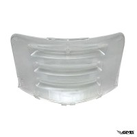 Level10 Engine Cover Transparent Vespa Sprint & Primavera Clear