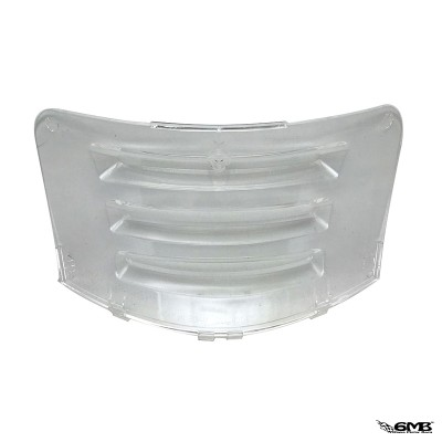 Level10 Engine Cover Transparent Vespa Sprint & Primavera Clear