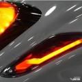Level10 turn Signal Vespa Sprint & Primavera Smoke