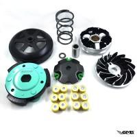 Level10 High Rev CVT Kit Vespa Sprint & Primav...