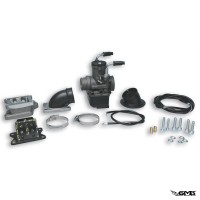 Malossi Carburettor Kit with manifold kit X360 ree...