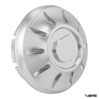 Marus Wheel Cap Silver
