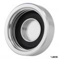 Marus Fuel Cap CNC All Modern Vespa Silver