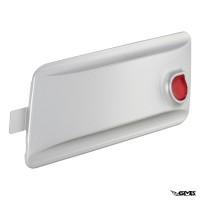 Marus Bolt Cover Vespa IGet Silver (CNC)