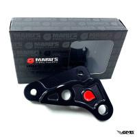 Marus Front Brembo Adaptor Black for 4piston GTS
