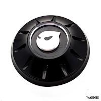 Marus Wheel Cap Black