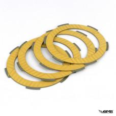 Parmakit Clutch Plates set for Clutch Orange and C...