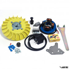 parmaKit Ignition Flywheel Fully Machined Cone 20 ...