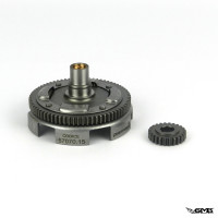 parmaKit Gearbox 27/69 Straight Teeth