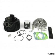 parmaKit Cylinder Unit. Cast Iron Vespa PTS D.57 -...