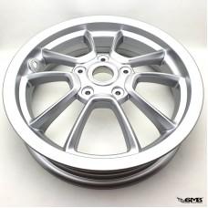 Piaggio Front Wheel Vespa Primavera 12 inches (Yacht Model) Silver
