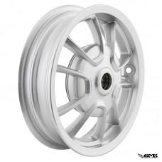 Piaggio Rear Wheel Vespa Primavera 12 inches (Yacht Model) Silver