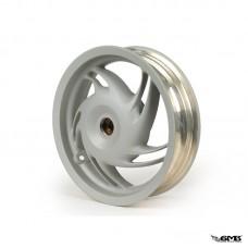 Piaggio Rear Wheel Fly for fit to Vespa Sprint & Primavera (Silver)