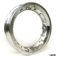 Pinasco Wheel rim V2.0 tubeless 2.10-10 inch alumi...