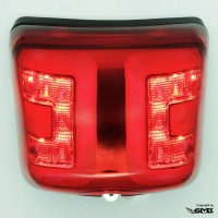 Power1 Stoplamp Vespa GTS (red lens)