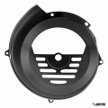 RMS Flywheel Cover for Vespa PTS Black