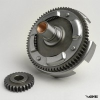 RMS Gearbox 27/69 Smallframe (stright teeth)