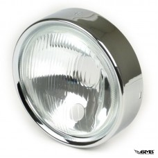 SIEM Headlamp for Vespa Sprint Ø 130 mm