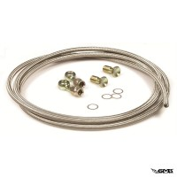 SIP Brake Hose Kit L2000mm Ø 6 mm