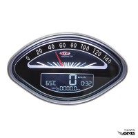 SIP Digital Speedometer Vespa VBB