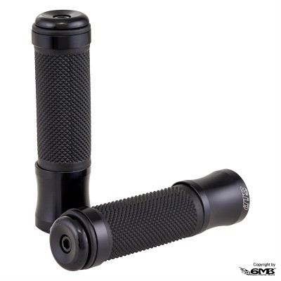 SIP Hand Grip PX Black With Bar end