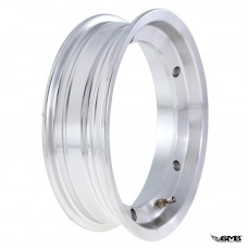 SIP Tubeless Rim Polished 2.50-10 (PX,Excel,Sprint...