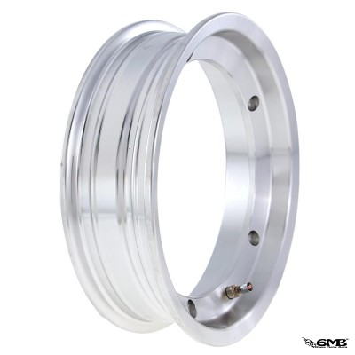 SIP Tubeless Rim Polished 2.50-10 (PX,Excel,Sprint,PTS,Etc)