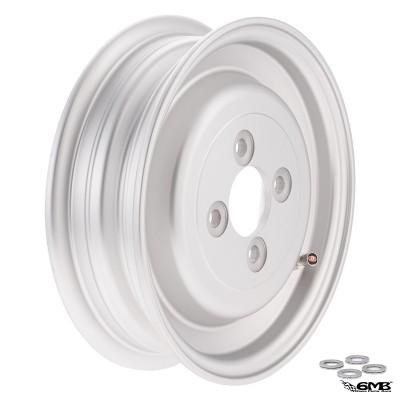 """SIP Rim Tubeless 2.15-8"""" Aluminium Silver Matt"""