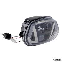 SIP Headlight Sprint LED Black Edition
